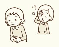 女性特有のお悩み(生理痛,更年期障害など)